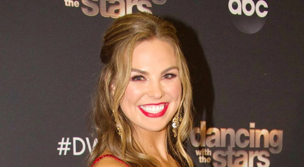 """Hannah Brown opens up about """"defeating"""" and """"grueling"""" time on 'Dancing with the Stars' after reportedly crying backstage"""