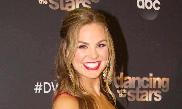 "Hannah Brown opens up about ""defeating"" and ""grueling"" time on 'Dancing with the Stars' after reportedly crying backstage"