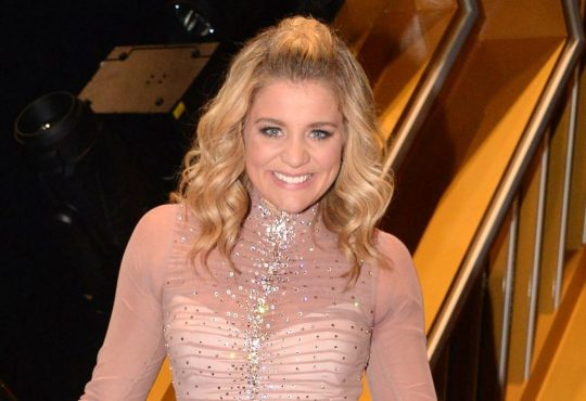 Lauren Alaina reveals she has lost 25 pounds on 'Dancing with the Stars'