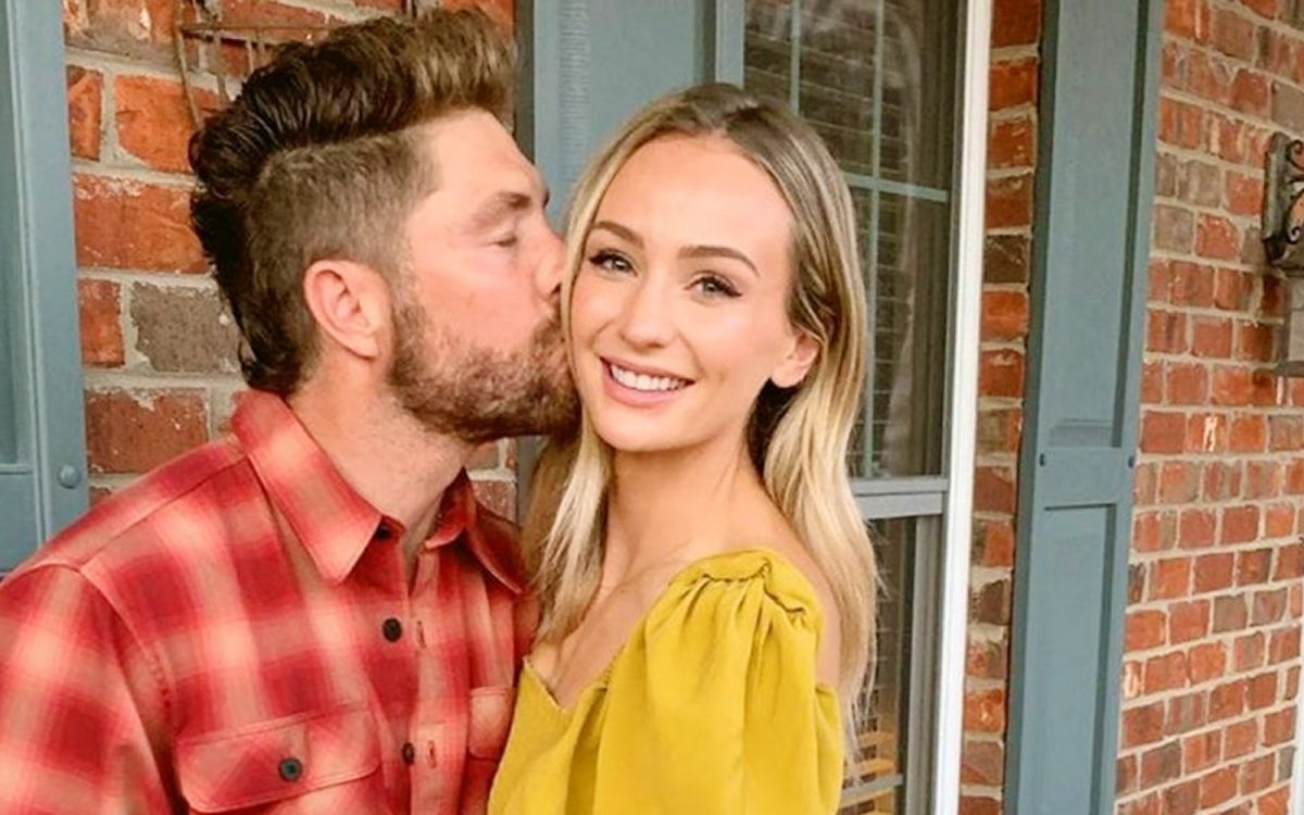 'The Bachelor's Lauren Bushnell and Chris Lane reportedly had good reason for short engagement
