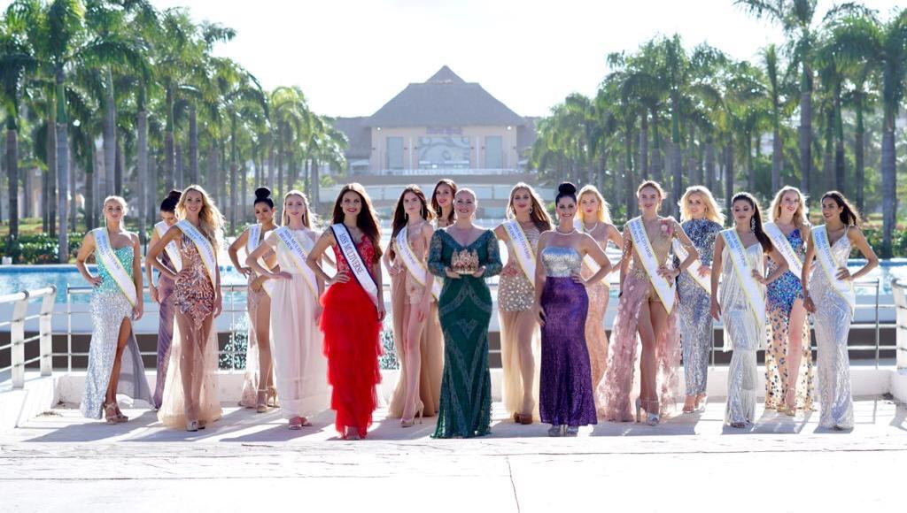 Miss Multiverse 2019 Hard Rock Hotel and Casino Punta Cana - Beauty Pageant or Survival Game? Alyona Smirnova Winner of Miss Multiverse.