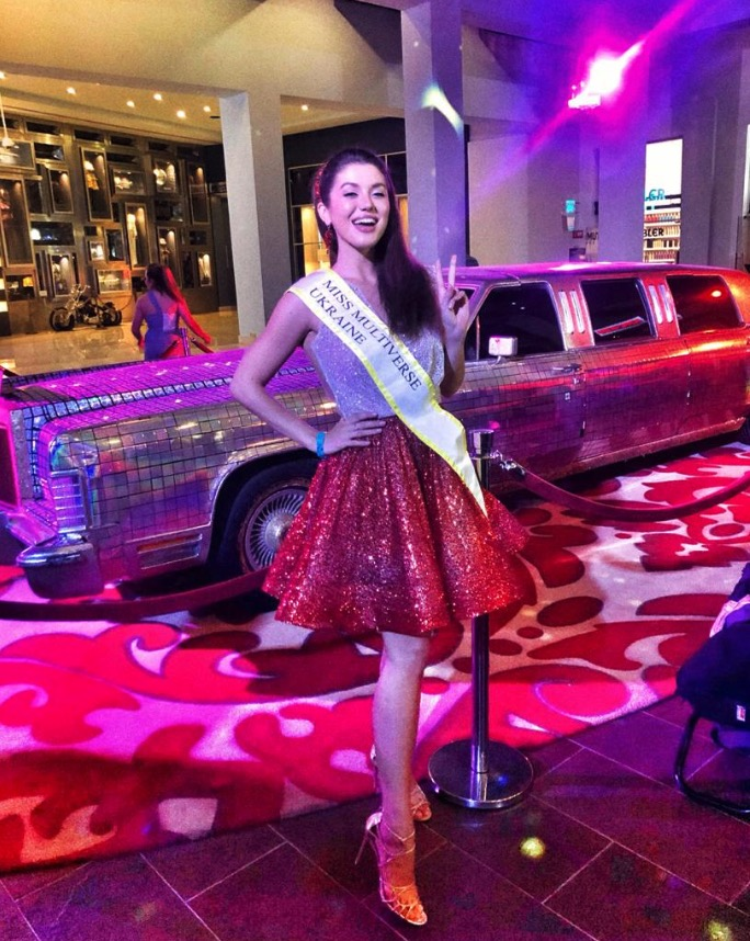 Miss Multiverse 2019 at Hard Rock Punta Cana 1 - Beauty Pageant or Survival Game? Alyona Smirnova Winner of Miss Multiverse.