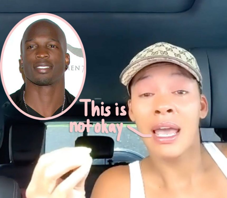 Chad Johnson gives advice to a fan about handling hard times and staying positive.